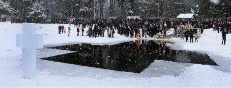 Безпечне Водохреще: рятувальники дали поради українцям, як уникнути біди під час пірнання