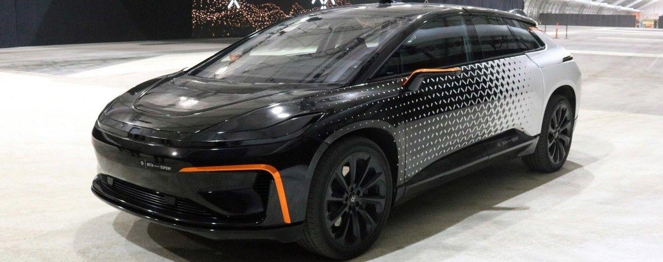 """""""Убийца Tesla"""" Faraday Future разорвал контракт с крупнейшим инвестором"""