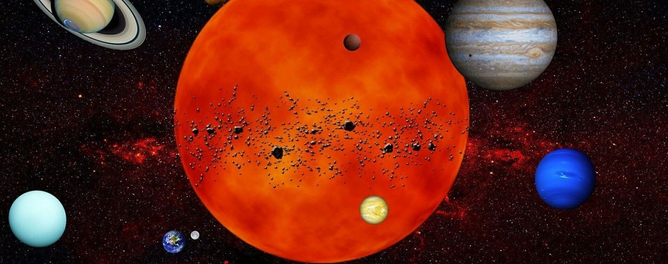 Солнечная система вращается вокруг невидимого центра, а не Солнца - ученые