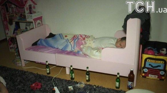 Олександр Алієв спить
