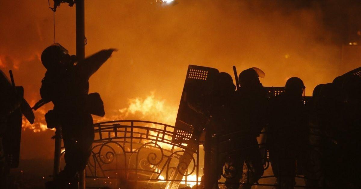 """""""Так пал режим Януковича"""": Турчинов вспомнил события 18-20 февраля к годовщине победы Революции Достоинства"""
