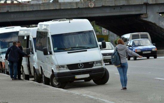 Як у Києві витіснятимуть з вулиць маршрутки. Рецепт від мера