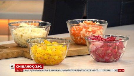 Дієтолог Олександр Кущ розповів про правильне вживання квашеної капусти