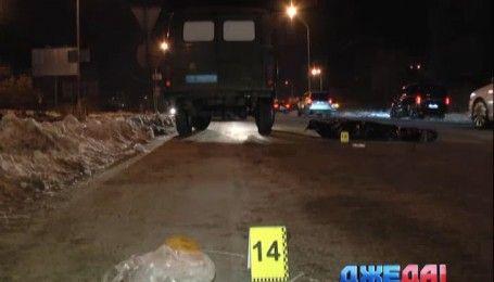 Нарушение ценою в жизнь: в Киеве опрометчивый пешеход погиб под колесами авто