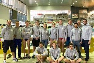 Украинские пловцы завоевали 9 наград на турнире в Бельгии