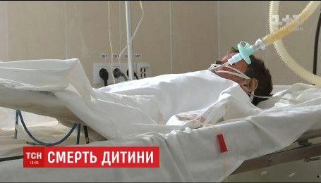 Київські лікарі не змогли врятувати 6-річного хлопчика з 70% опіків тіла