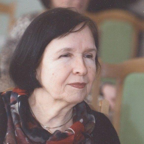 Мовознавезь, доктор філологічних наук, академік Лариса Масенко