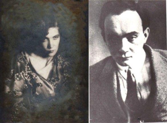 Гаїна Коваленко і Микола Бажан