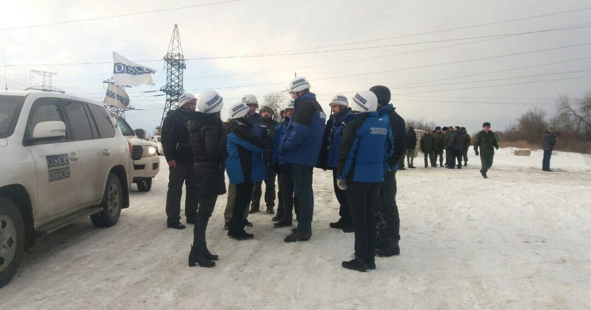 Росія хоче відкликати офіцерів з СЦКК на Донбасі