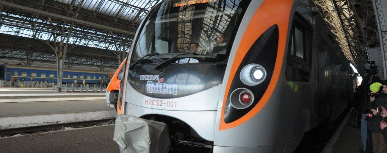 """""""Укрзалізниця"""" опівночі розпочне онлайн-продаж квитків на поїзди до Євросоюзу"""