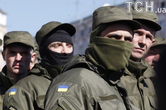 Українські військові, ЗСУ, силовики, бійці АТО