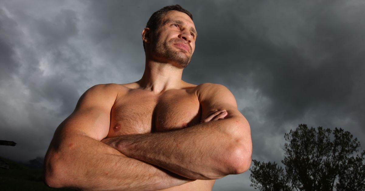 Віталій Кличко повернеться на ринг, щоб провести бій з Льюїсом