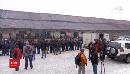 Нелегали влаштували протест у Сербії через те, що їх не пускають у заможні країни Європи