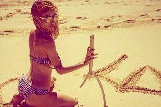 Loboda в купальнике показала новые пляжные фото с отдыха