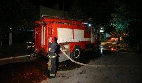 Відпочивальниця, яка постраждала у пожежі в Одесі, померла у лікарні