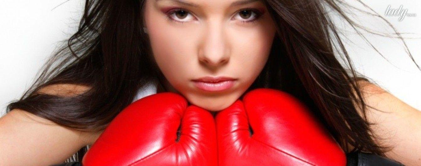 Женская сила – в женской слабости