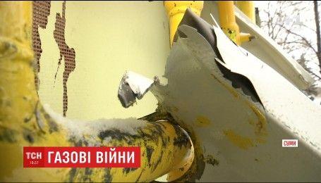 """Конфлікт між мешканцями та підприємством """"Сумигаз"""" міг стати причиною вибуху в Сумах"""