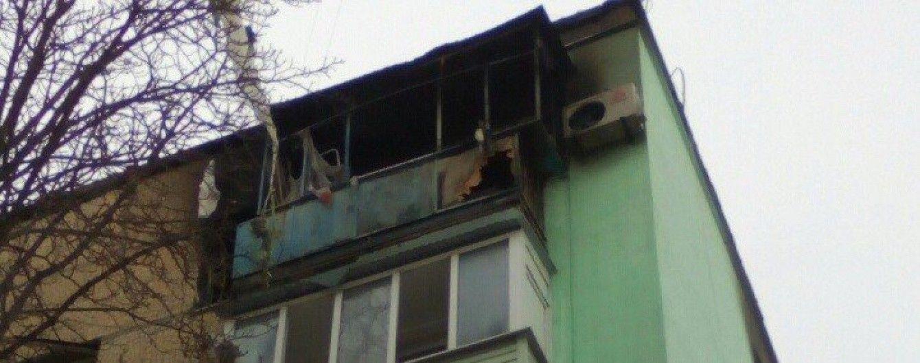 Свидетели взрыва на Харьковщине рассказали, как из охваченной огнем квартиры выбегали люди в пламени