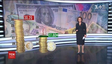 Валютный термометр: движение гривны и ее влияние на цену морепродуктов