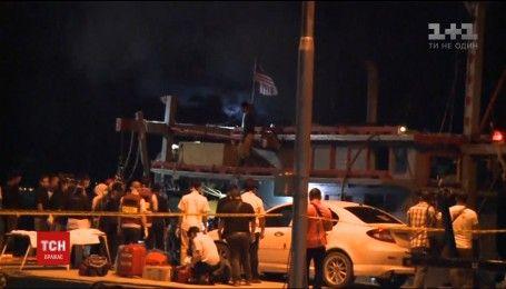 В Малайзии потерпела катастрофу туристическая лодка