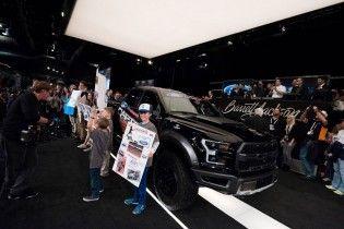 В США продали последний экземпляр пикапа Ford F-150 Raptor