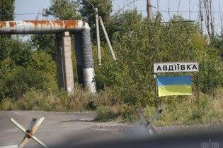 В Авдеевку вернули электричество и воду