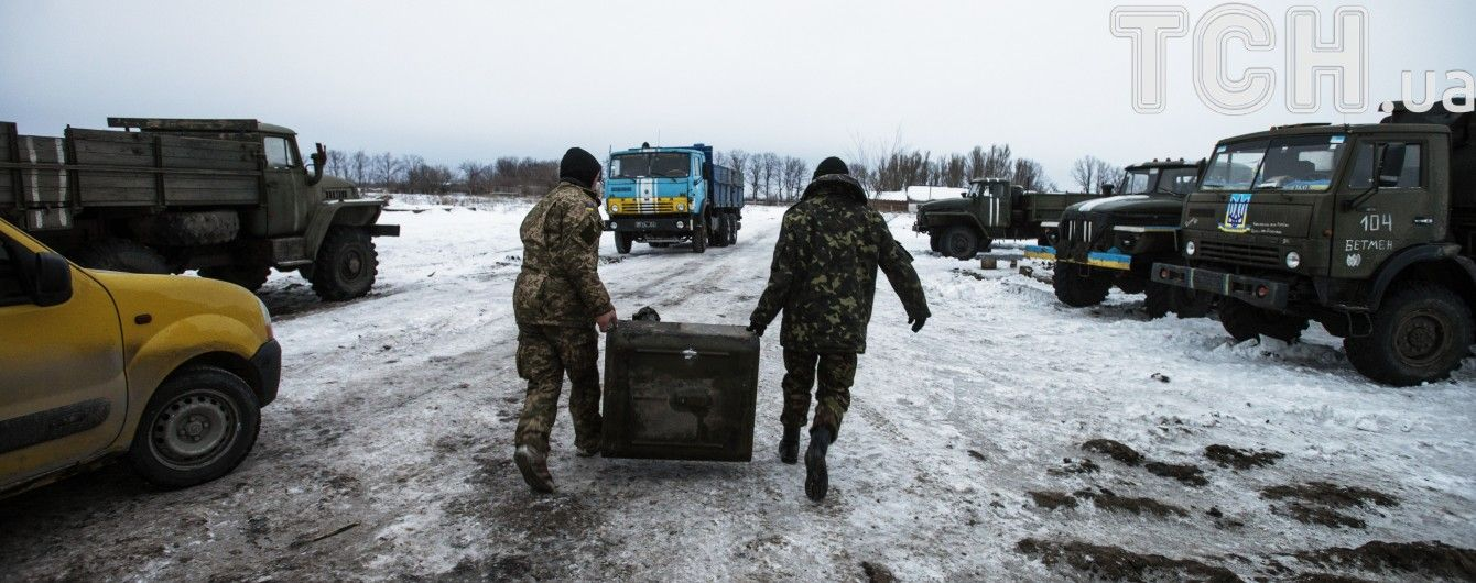 Боевики лишь один раз нарушили режим тишины на Донбассе. Никто не пострадал