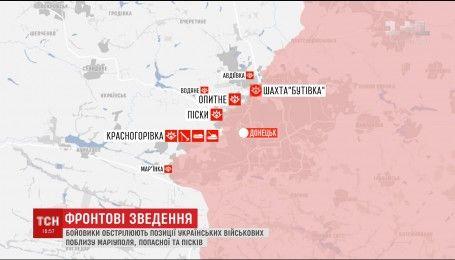 Загострення конфлікту: ворог розпочав потужні атаки на українські позиції