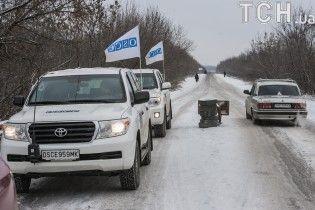 """ОБСЕ возобновляет патрулирование в """"ЛНР"""""""