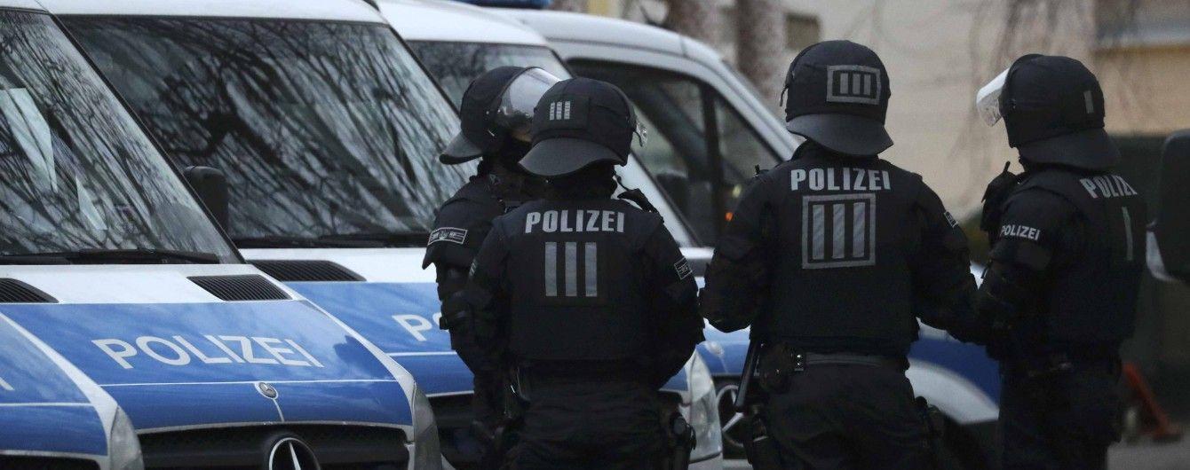 В Германии прошли обыски у праворадикалов, которые планировали свержение конституционного строя