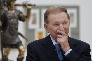 Во время голосования Кучма рассказал, почему ему жаль будущего президента