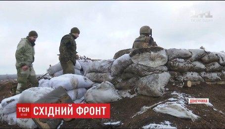 Боевики совершили очередную попытку штурма украинских военных в Авдеевской промзоне