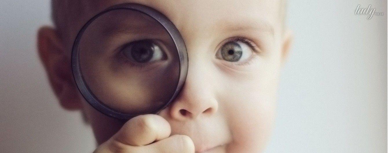 Фотография со вспышкой покажет, есть ли у ребенка проблемы со зрением