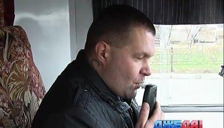 В киевских маршрутках появятся алкозамки