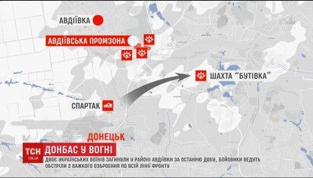 Під ворожим вогнем на фронті двоє українців загинуло, десятьох - поранено