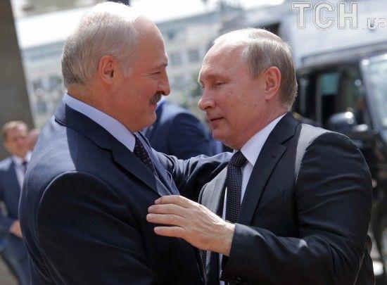 Лукашенко натякнув на втрату Росією союзника в особі Білорусі