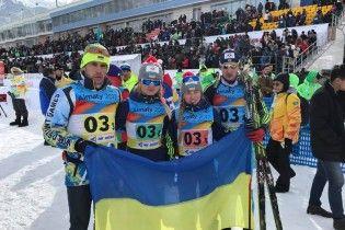 """Українські біатлоністи з 11-ма додатковими патронами виграли """"бронзу"""" Універсіади-2017"""