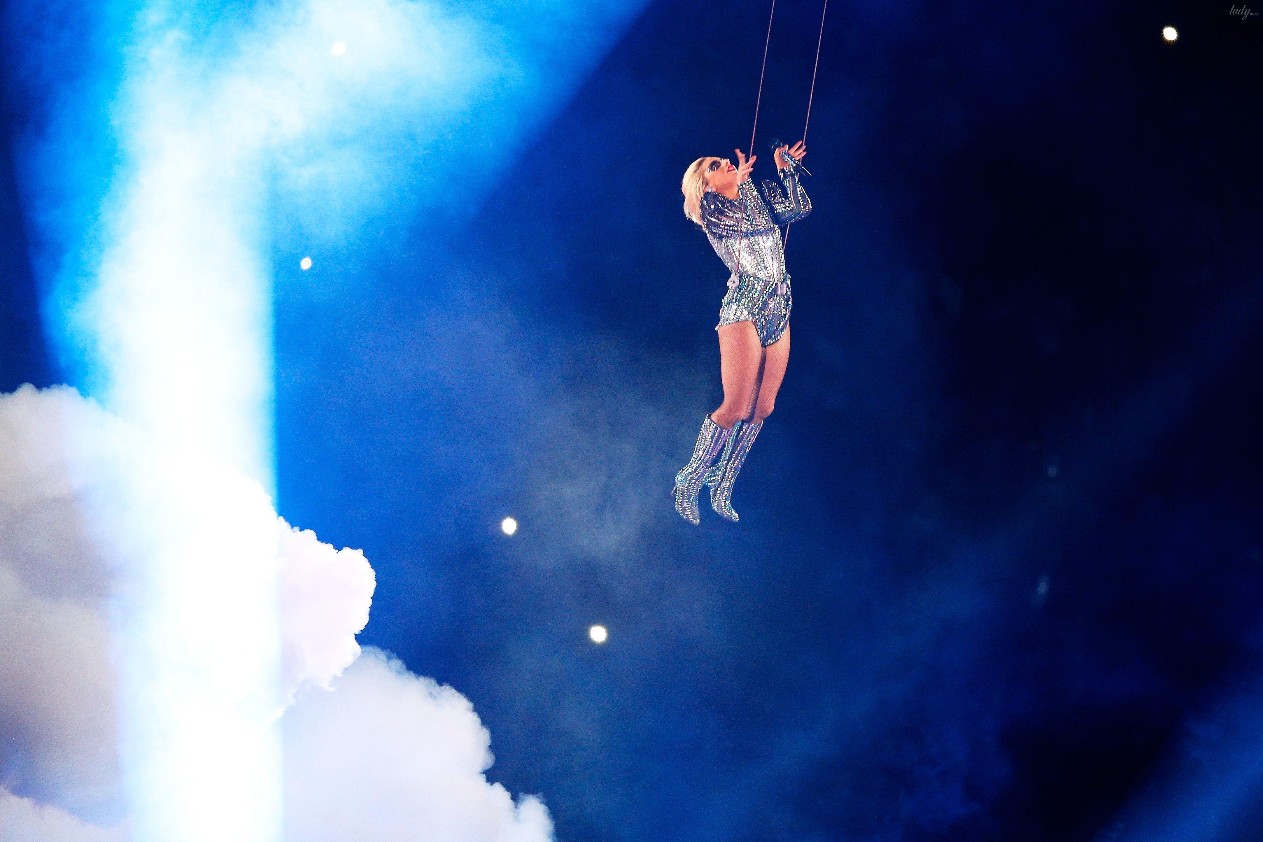 Леді Гага на Супербоул-2017_7