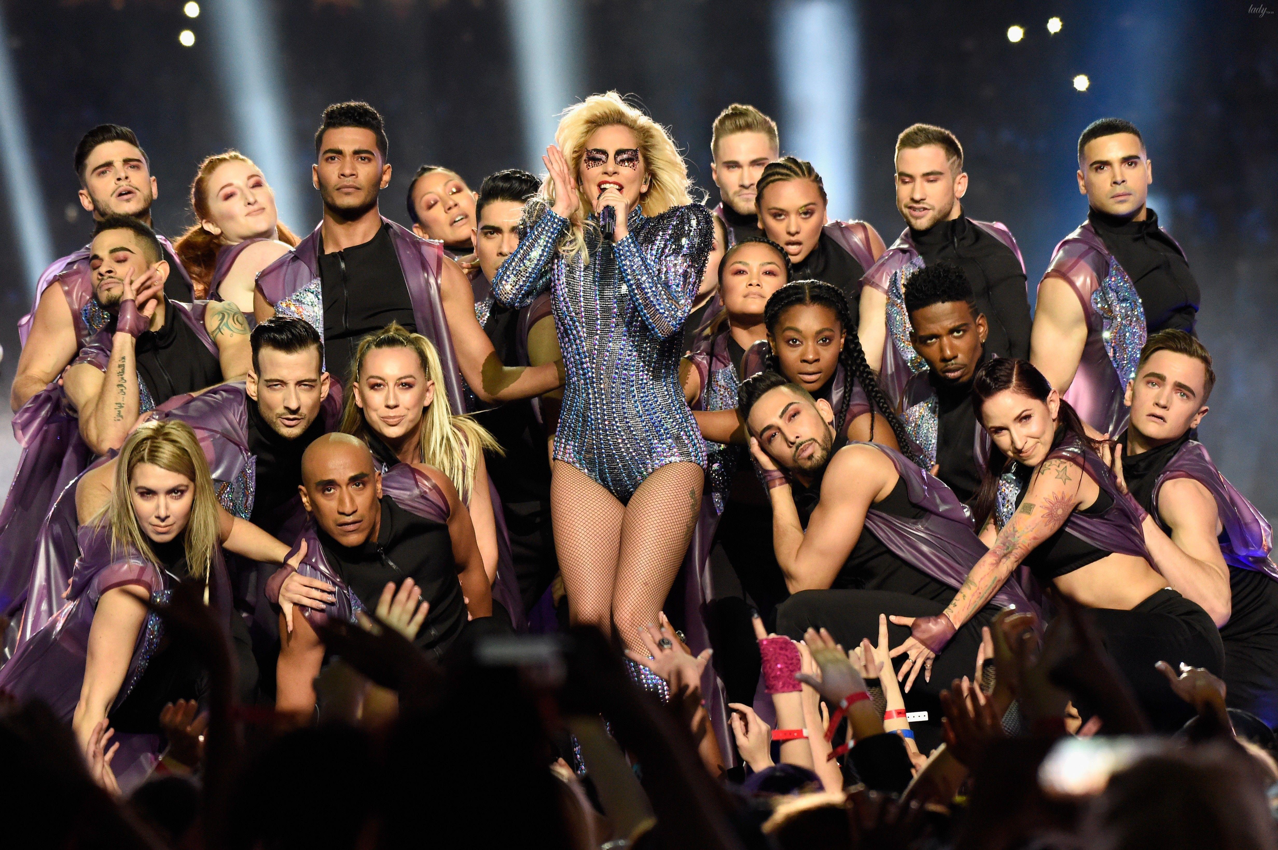Леді Гага на Супербоул-2017_8