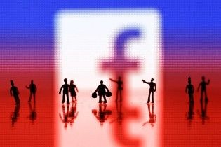 """Фейсбук"" как метафора жизни"
