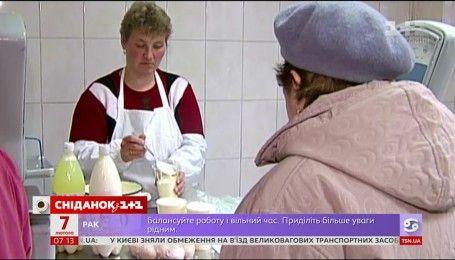 В Украине подорожали молочные продукты