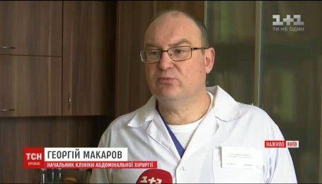 Врачи прокомментировали состояние тяжелораненых бойцов, которых доставили с Днепра