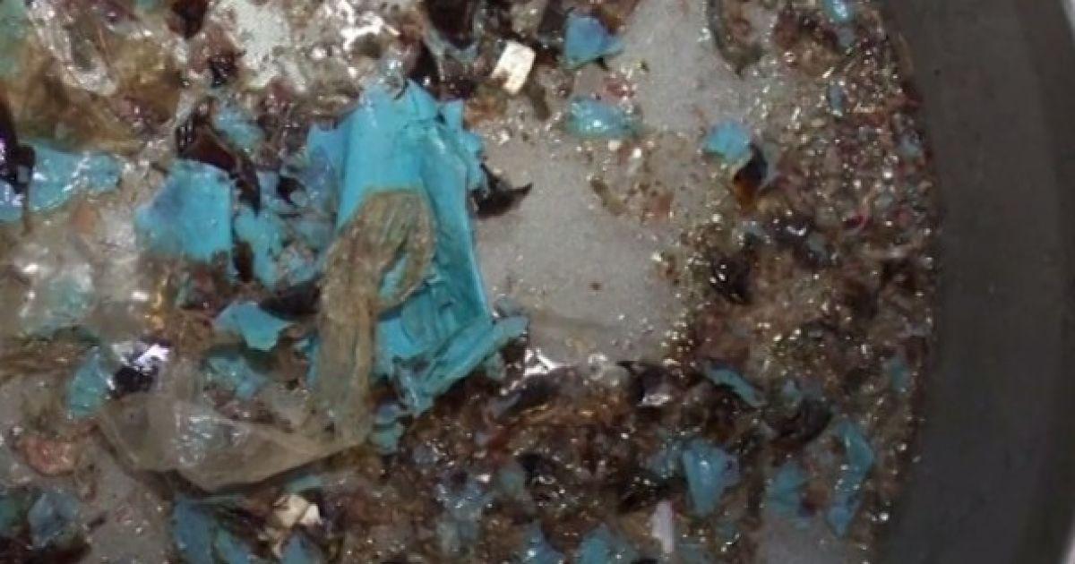 Порно на пластиковых пакетах