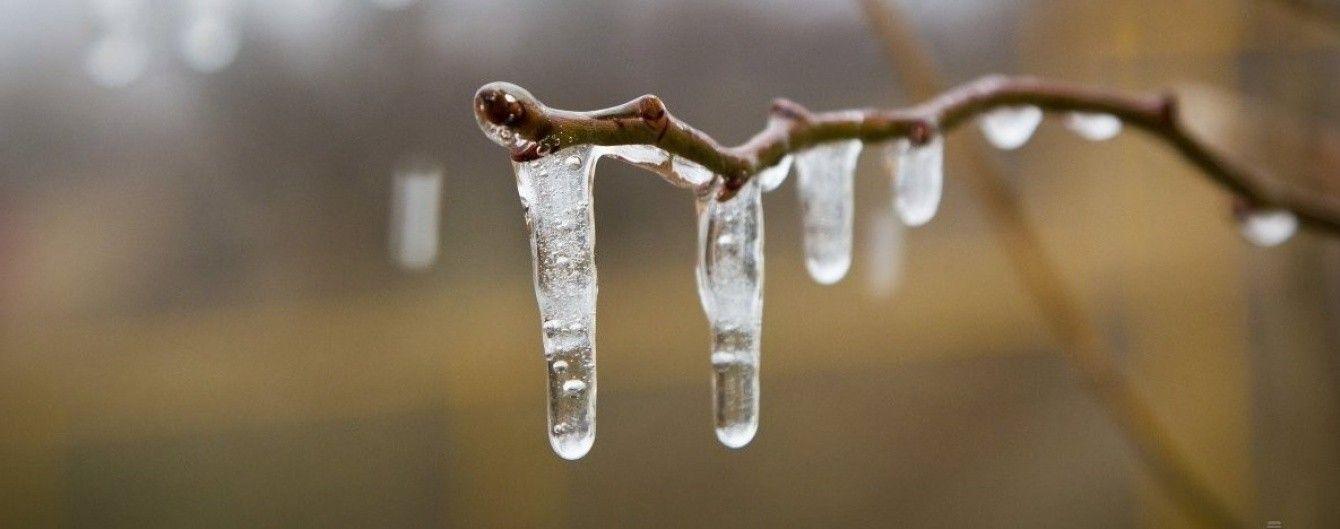 Потепління принесе в Україну невеликий сніг. Прогноз погоди на 17 лютого