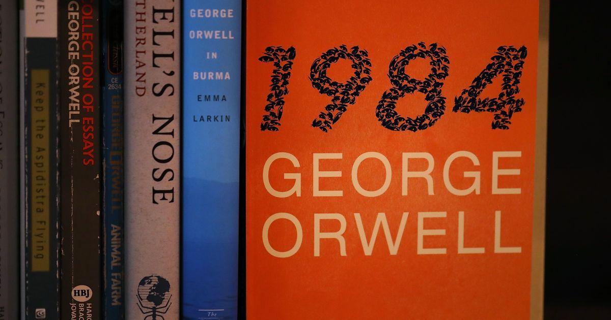 """Китай і Росія проти США: The Guardian пише про зародження світу """"1984"""" Орвелла"""