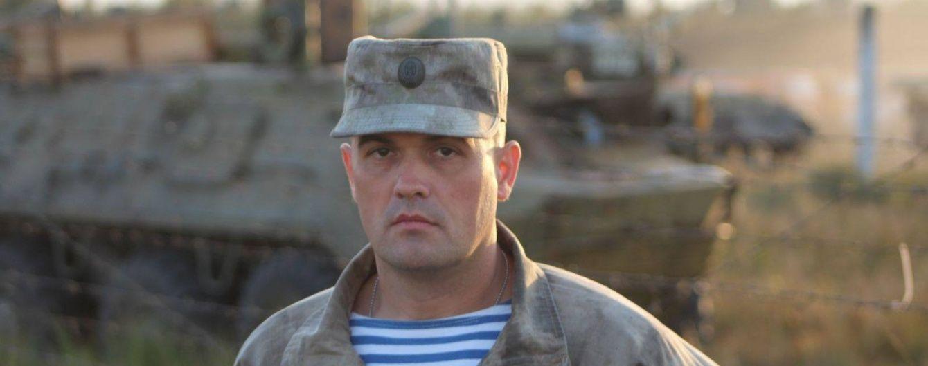 """Легендарний """"кіборг"""" Кузьміних розповів, чому Україні невигідна смерть Гіві"""