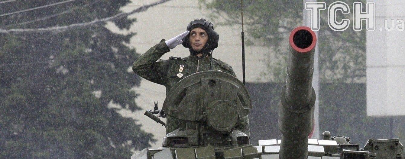 """Главарь террористов """"ДНР"""" заявил об установлении убийц Гиви и Моторолы"""