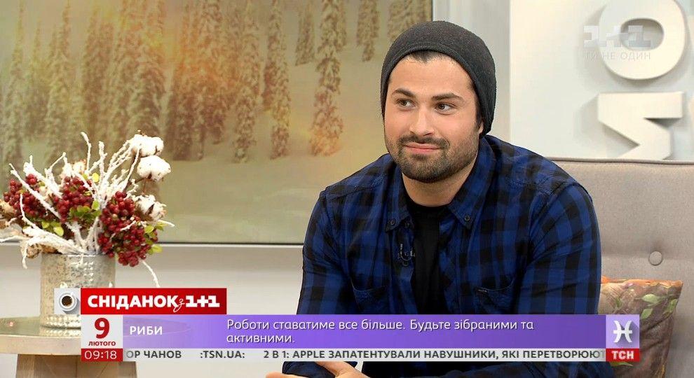 Алена Мозговая подтвердила свой роман с молодым певцом - Звезды и ...   540x990