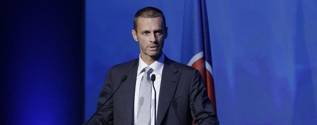 УЕФА попросит ФИФА разводить европейские сборные по отдельным группам в финальных частях ЧМ