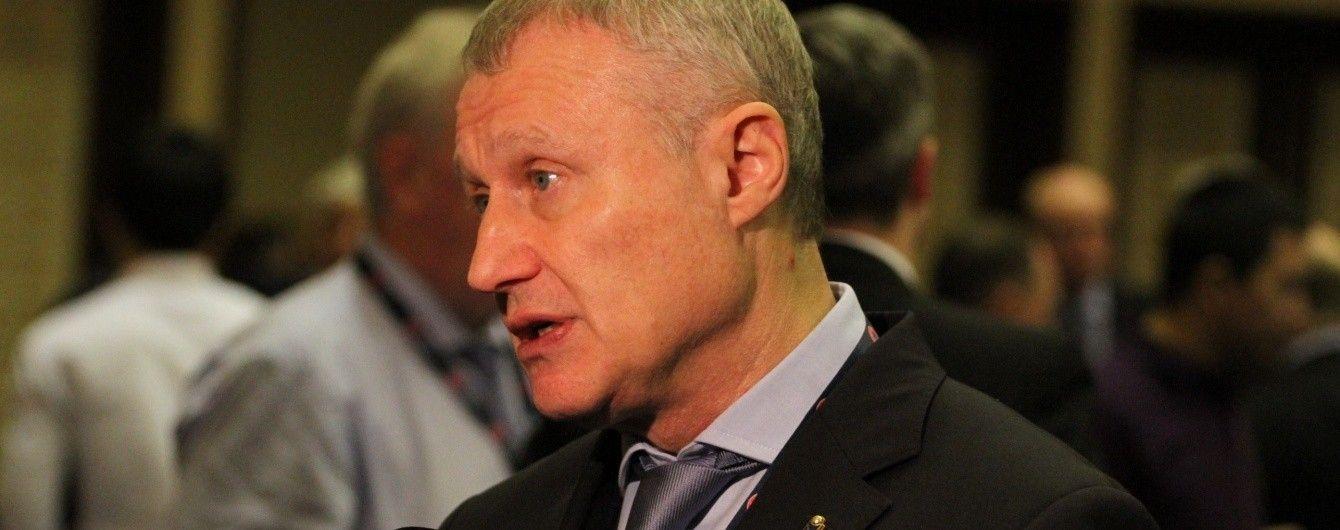 Суркис: Я остаюсь в УЕФА до 2019 года